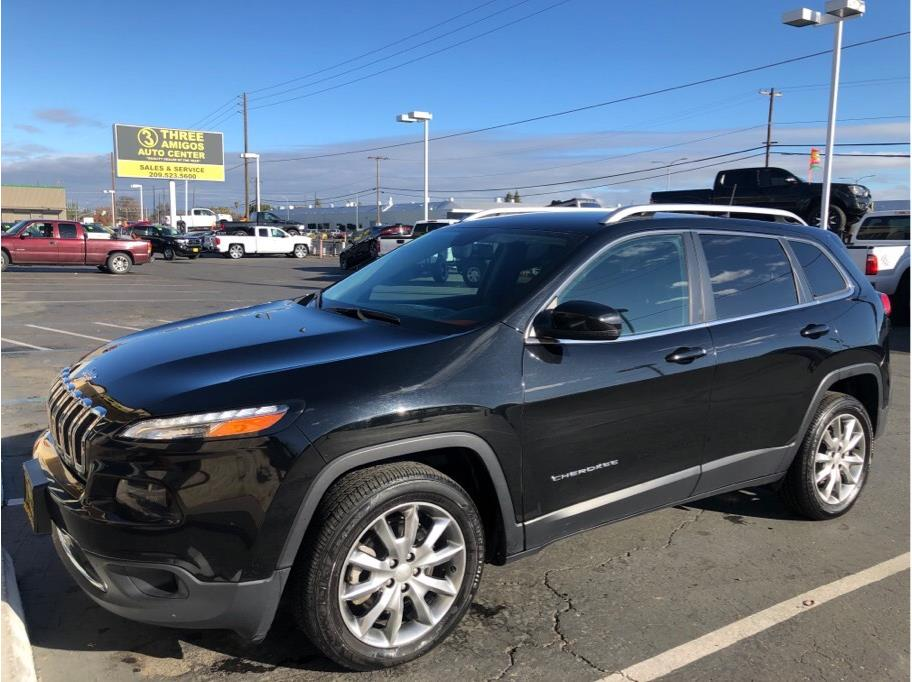 2018 Jeep Cherokee from Three Amigos Auto Center