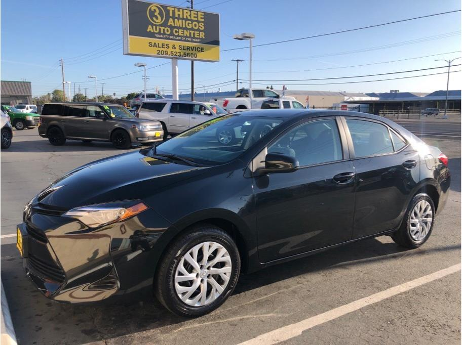 2019 Toyota Corolla from Three Amigos Auto Center