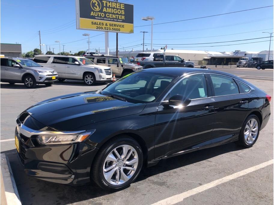 2019 Honda Accord from Three Amigos Auto Center