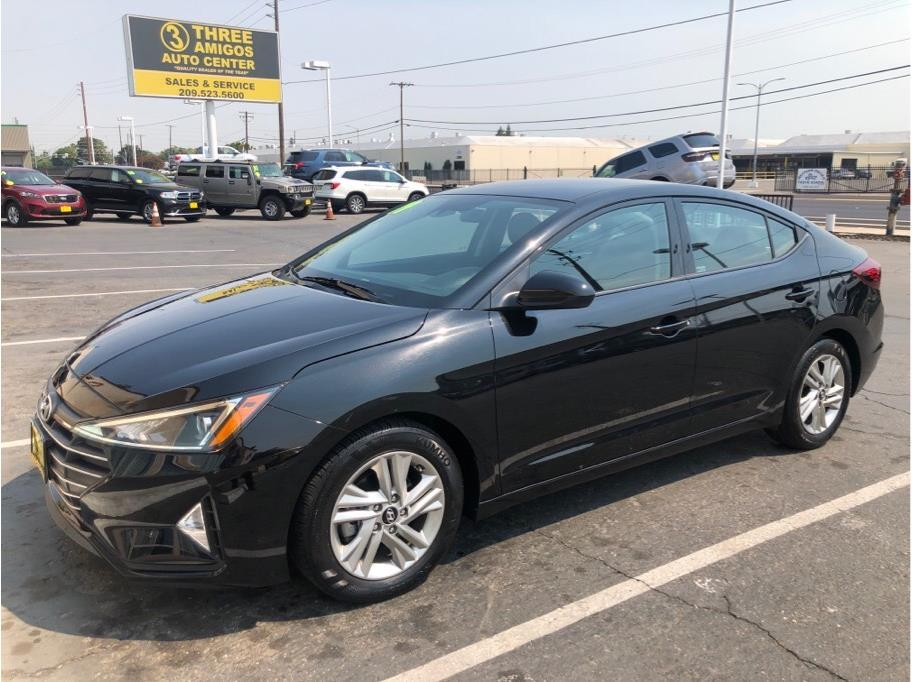 2019 Hyundai Elantra from Three Amigos Auto Center
