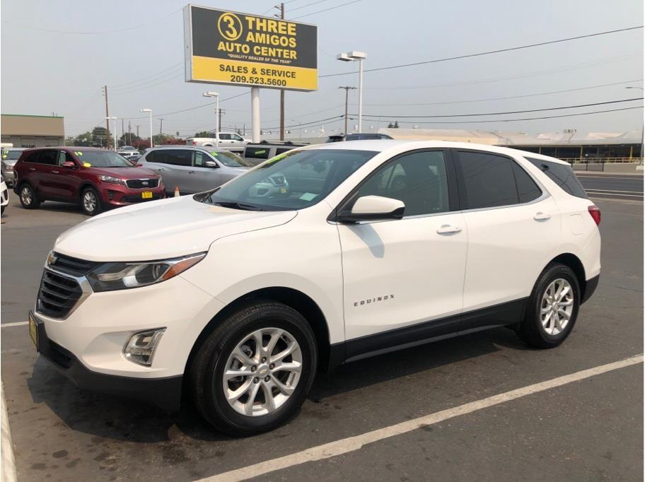 2019 Chevrolet Equinox from Three Amigos Auto Center