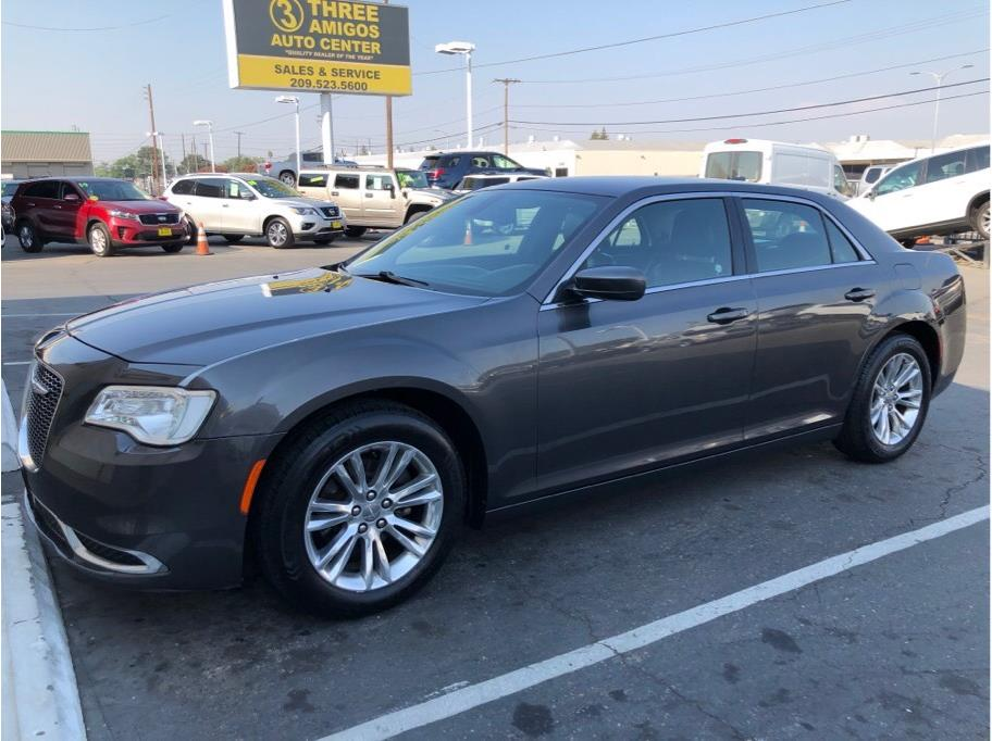 2018 Chrysler 300 from Three Amigos Auto Center