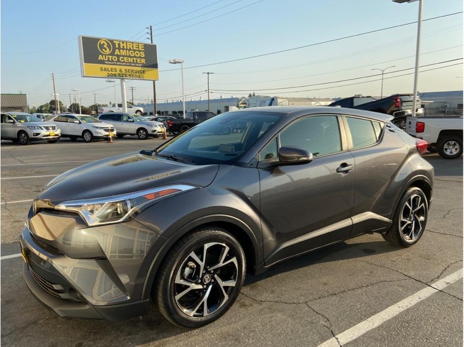 2019 Toyota C-HR from Three Amigos Auto Center
