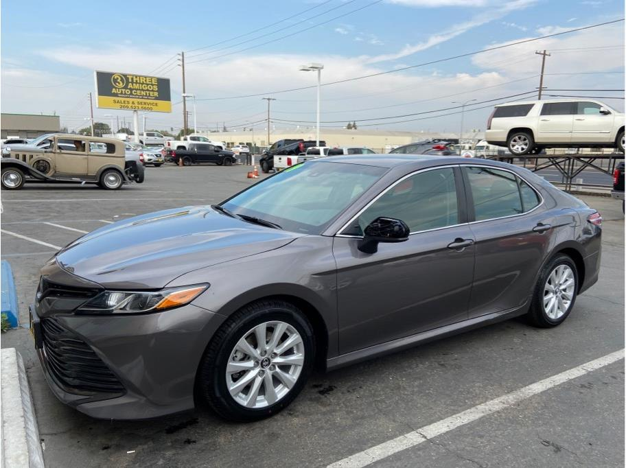 2019 Toyota Camry from Three Amigos Auto Center