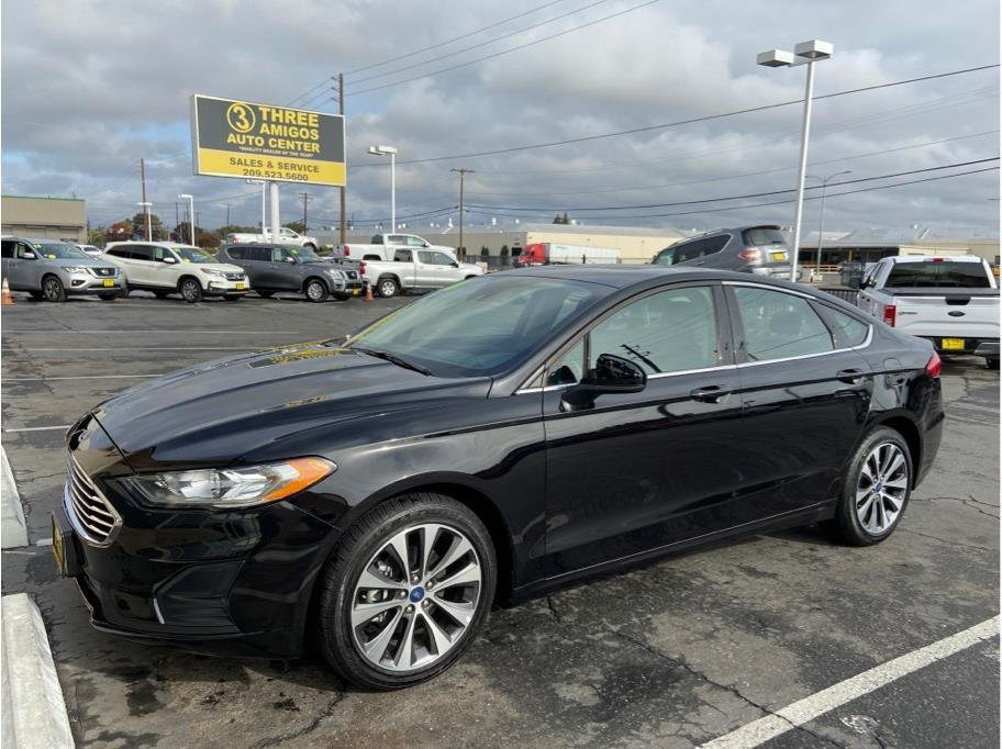 2020 Ford Fusion from Three Amigos Auto Center