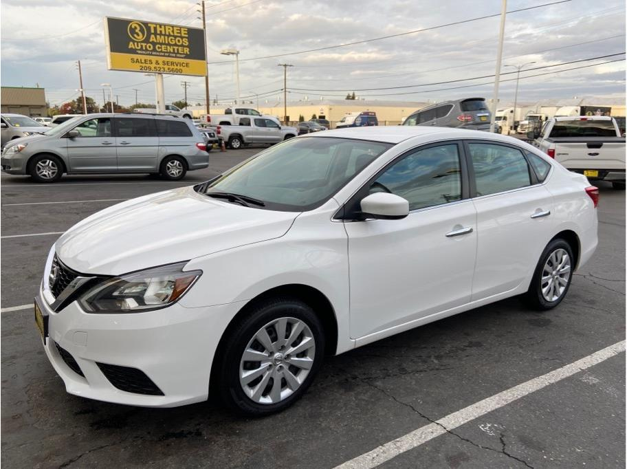 2019 Nissan Sentra from Three Amigos Auto Center