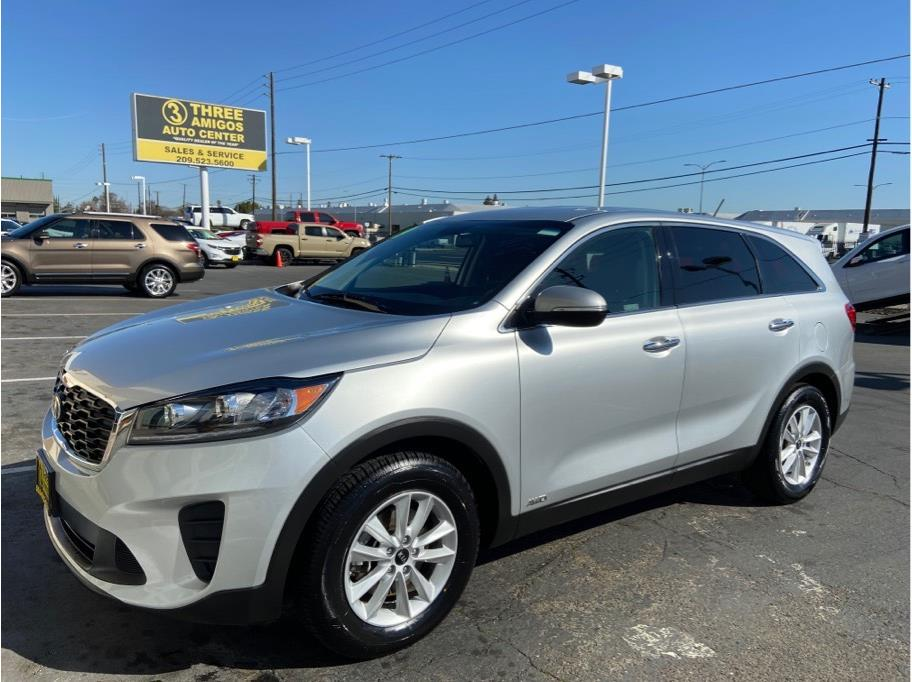2019 Kia Sorento from Three Amigos Auto Center