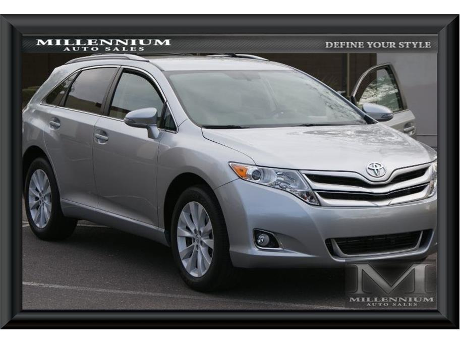 2015 Toyota Venza from Millennium Auto Sales