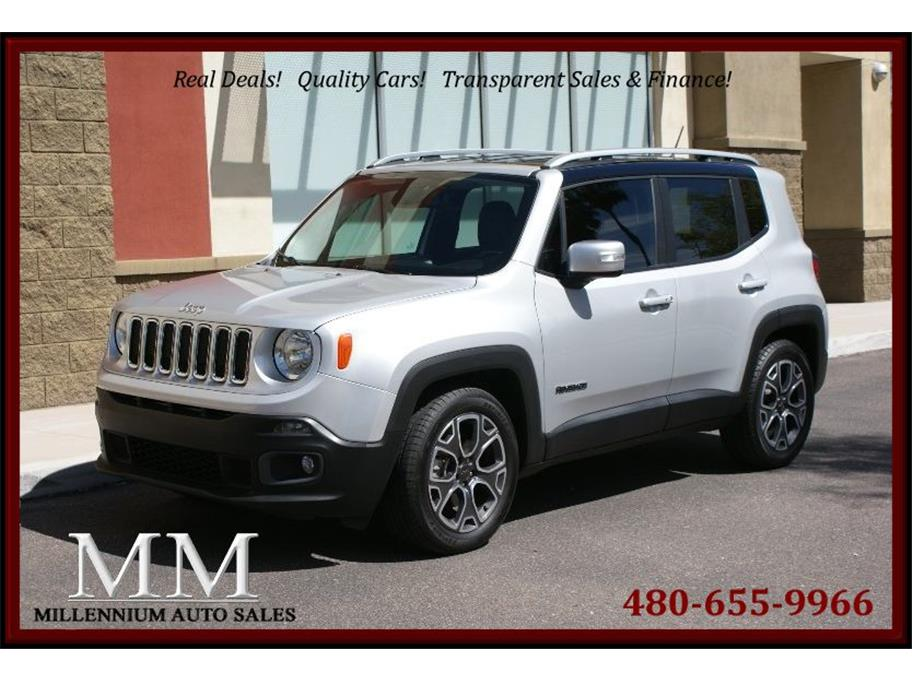 2016 Jeep Renegade from Millennium Auto Sales