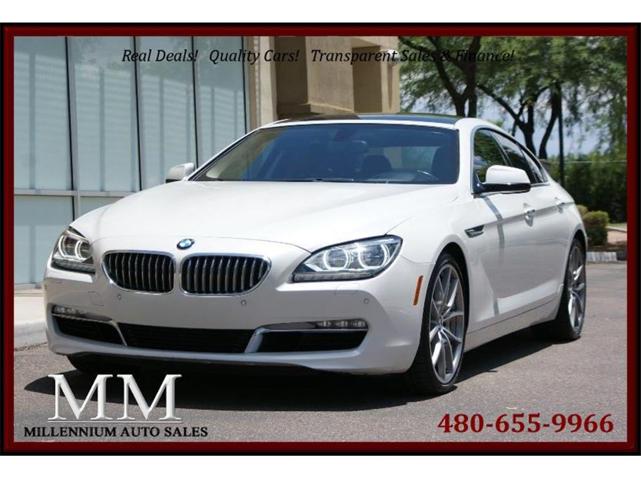 2013 BMW 6 Series from Millennium Auto Sales