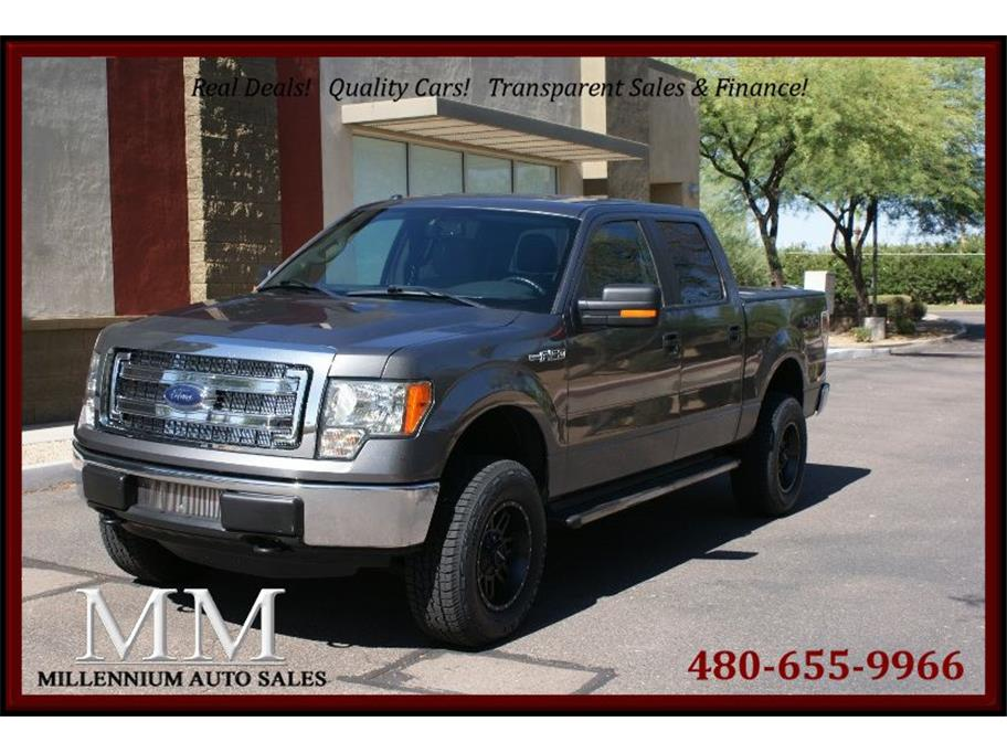 2013 Ford F150 SuperCrew Cab from Millennium Auto Sales
