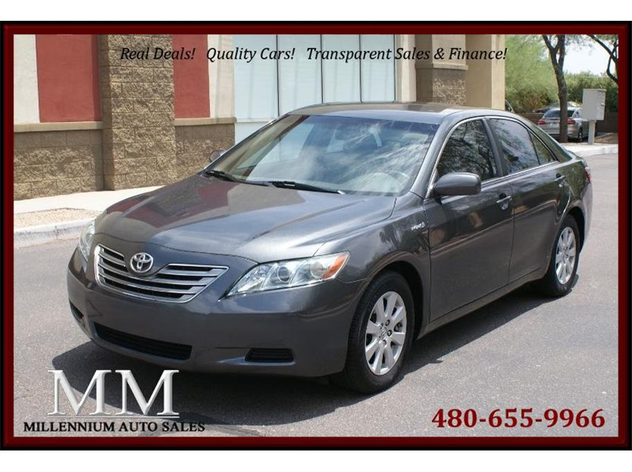 2008 Toyota Camry from Millennium Auto Sales