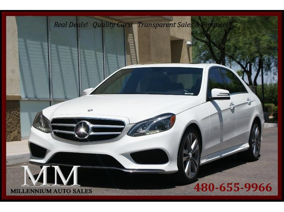 2014 Mercedes-Benz E-Class from Millennium Auto Sales