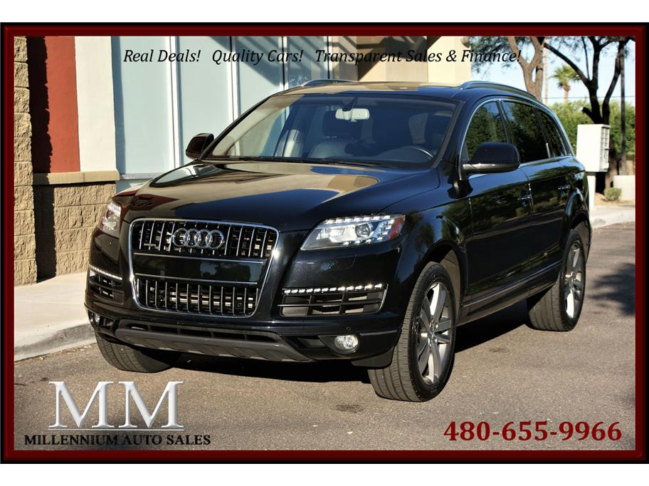 2015 Audi Q7 from Millennium Auto Sales