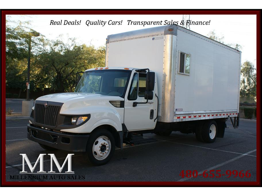 2012 International TA005 from Millennium Auto Sales