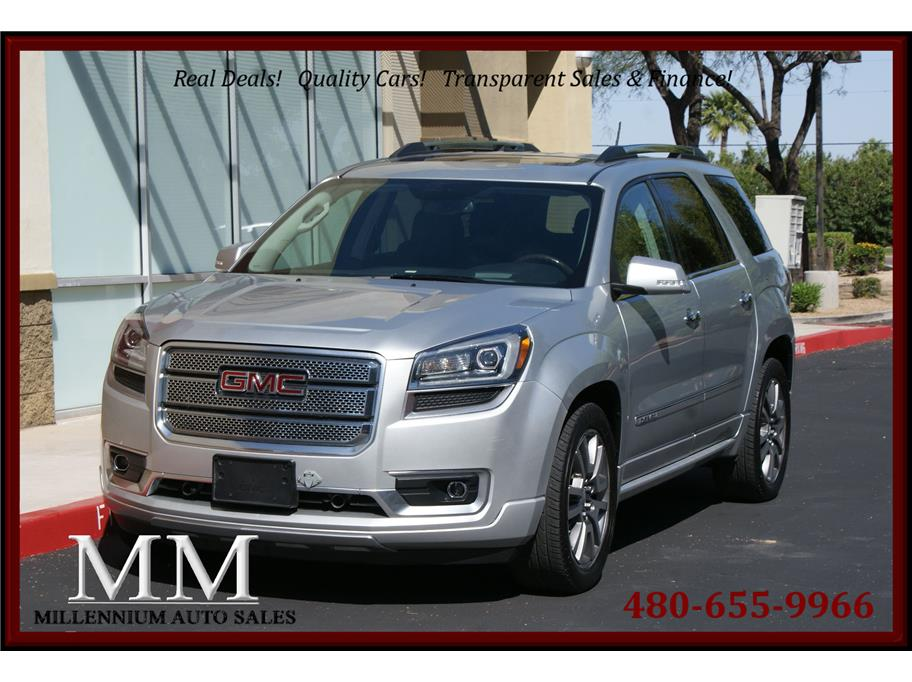 2013 GMC Acadia from Millennium Auto Sales