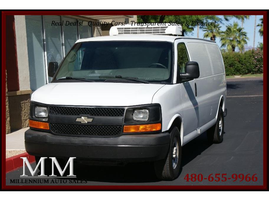 2012 Chevrolet Express 3500 Cargo from Millennium Auto Sales