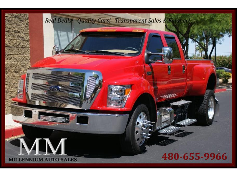 2007 Ford F-650 from Millennium Auto Sales