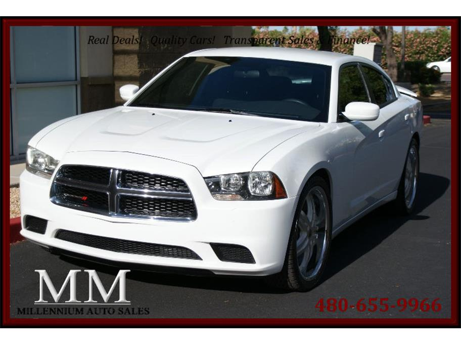 2013 Dodge Charger from Millennium Auto Sales