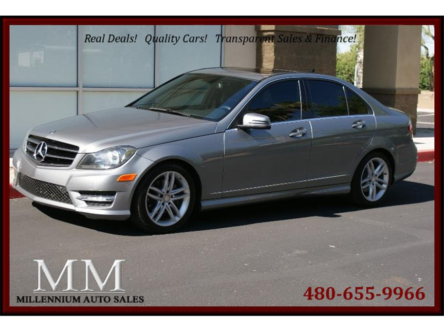 2014 Mercedes-benz C-Class from Millennium Auto Sales