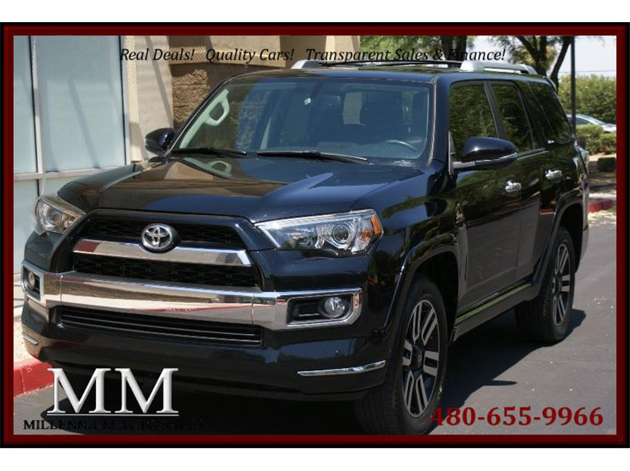 2014 Toyota 4Runner from Millennium Auto Sales