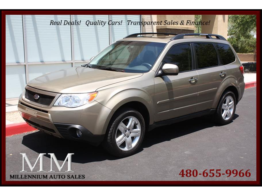 2009 Subaru Forester from Millennium Auto Sales