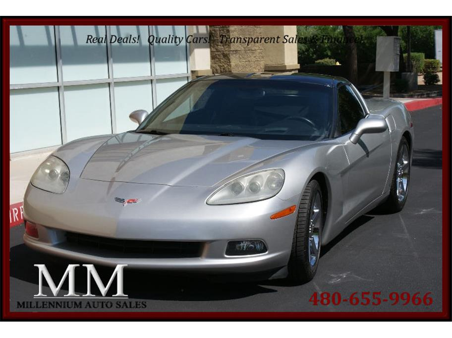 2007 Chevrolet Corvette from Millennium Auto Sales