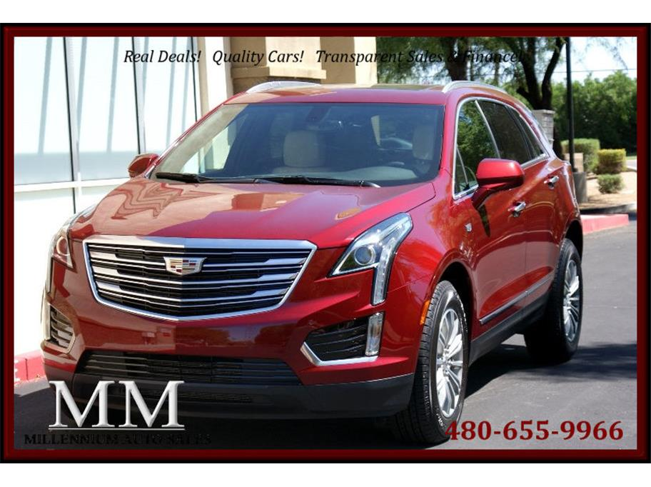 2017 Cadillac XT5 from Millennium Auto Sales