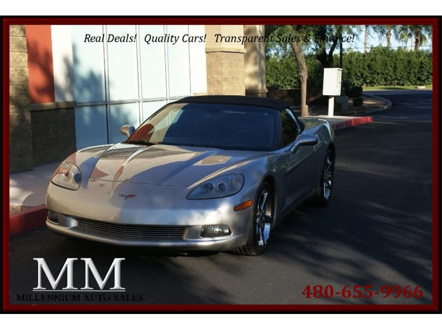 2006 Chevrolet Corvette from Millennium Auto Sales