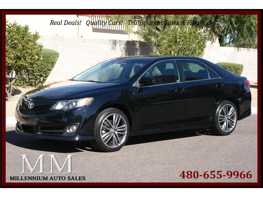 2014 Toyota Camry from Millennium Auto Sales
