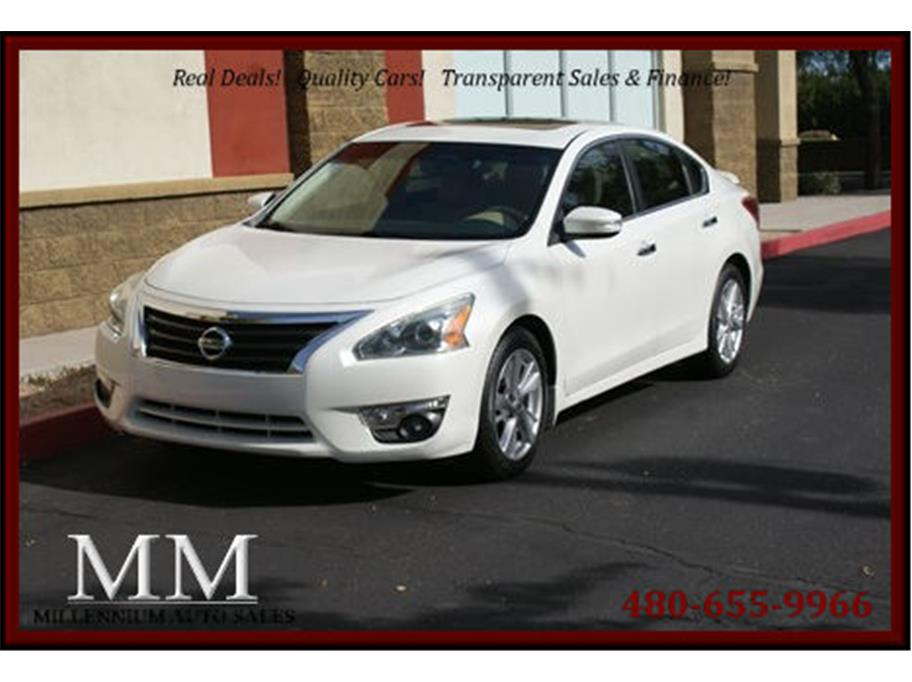 2013 Nissan Altima from Millennium Auto Sales