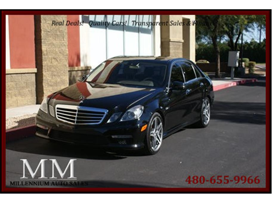 2010 Mercedes-Benz E-Class from Millennium Auto Sales