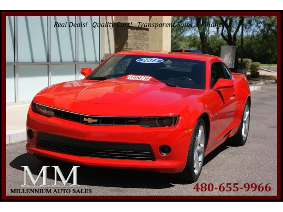 2015 Chevrolet Camaro from Millennium Auto Sales