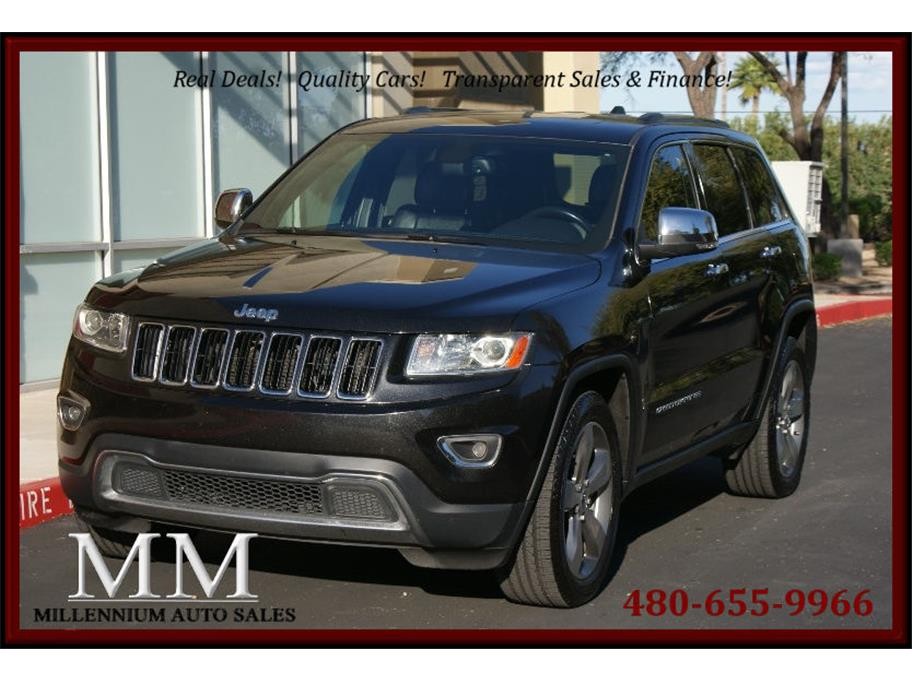 2014 Jeep Grand Cherokee from Millennium Auto Sales