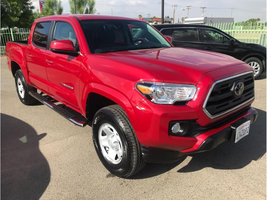2019 Toyota Tacoma Double Cab from Madera Car Connection