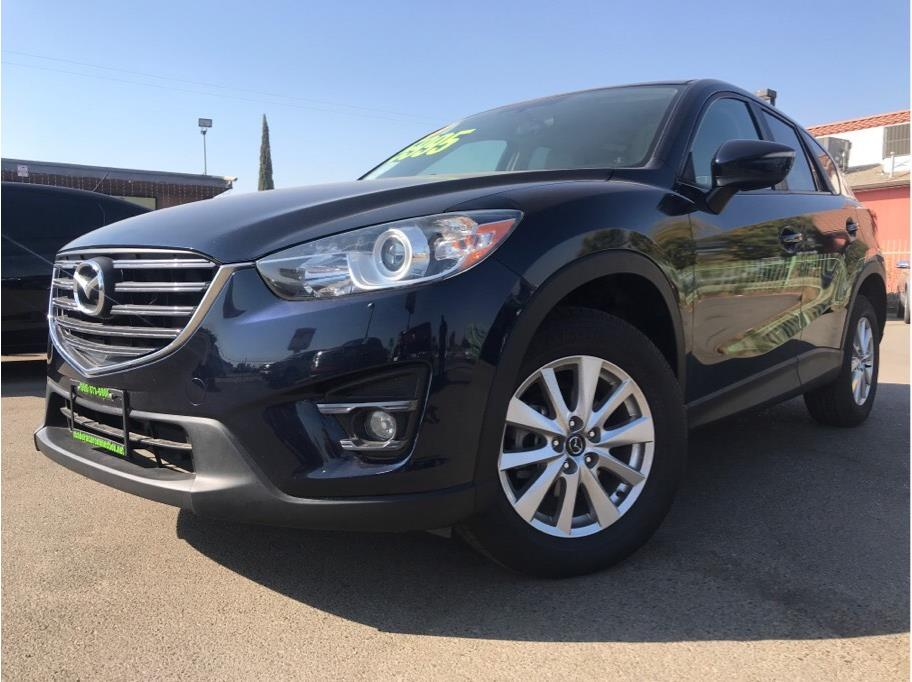 2016 MAZDA CX-5 from Madera Car Connection
