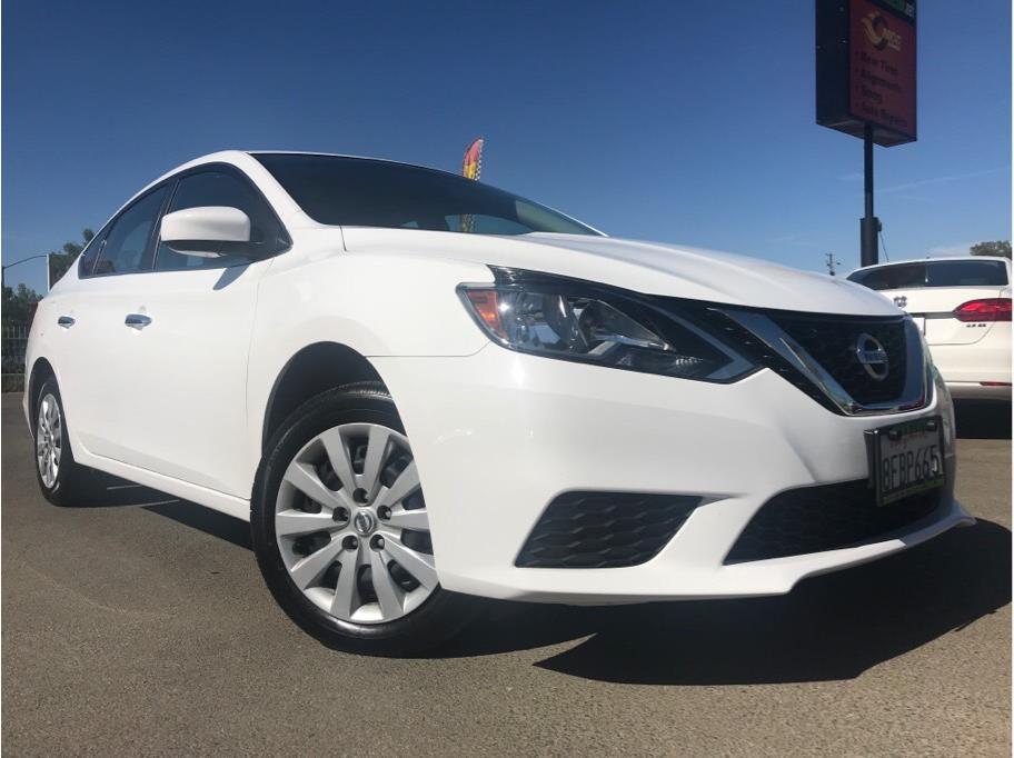 2019 Nissan Sentra from Madera Car Connection