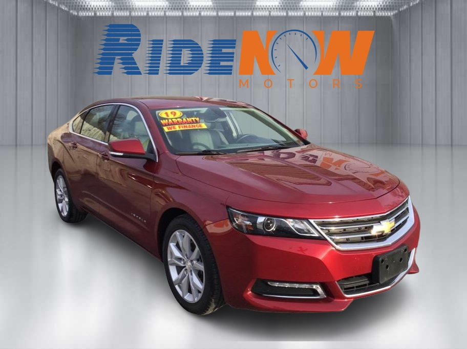 2019 Chevrolet Impala from Ride Now Motors