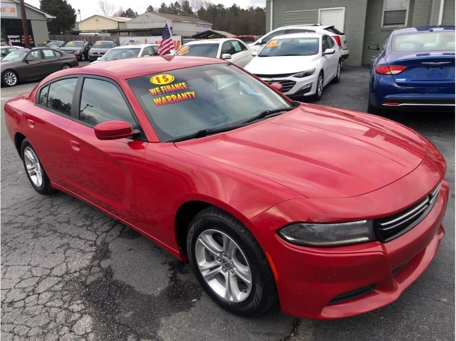 2015 Dodge Charger from Ride Now Motors