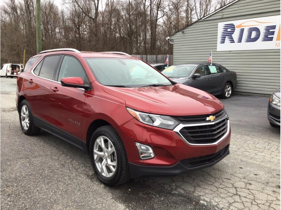 2018 Chevrolet Equinox from Ride Now Motors