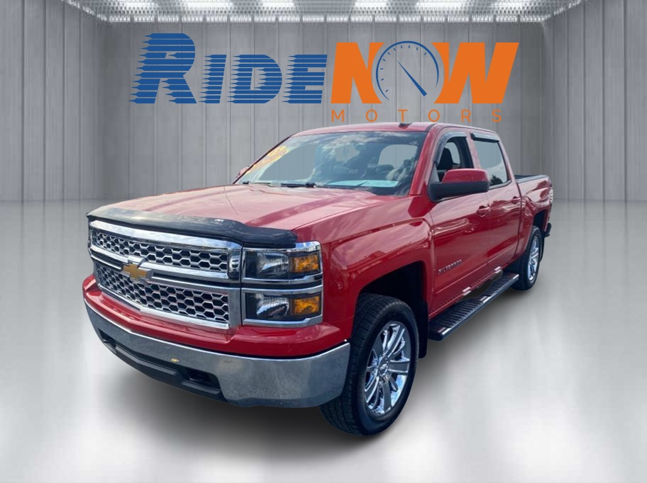 2015 Chevrolet Silverado 1500 Crew Cab from Ride Now Motors