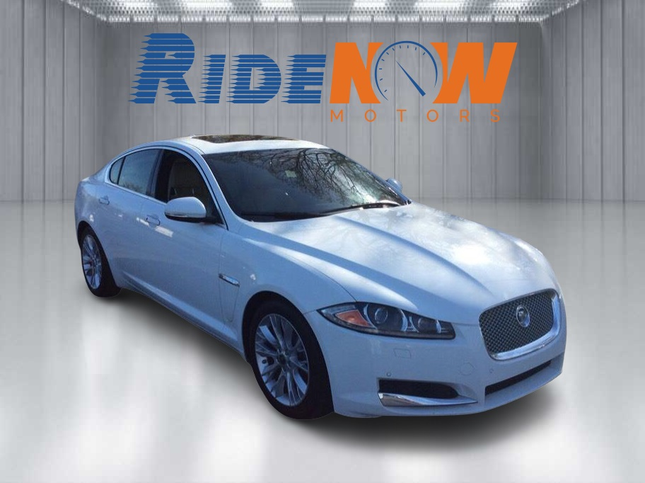2013 Jaguar XF from Ride Now Motors