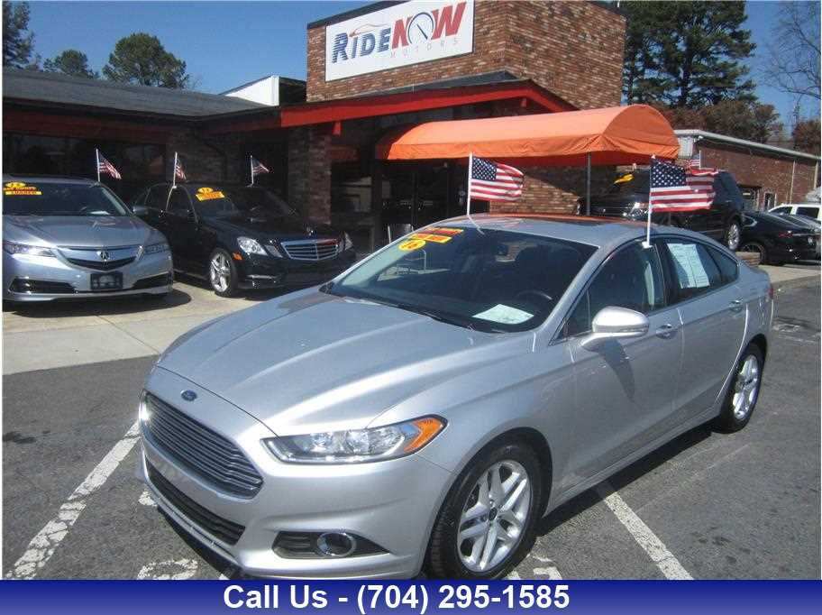 2016 Ford Fusion from Ride Now Motors
