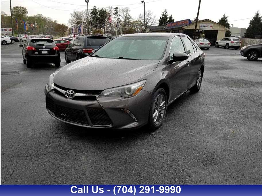 2017 Toyota Camry from Ride Now Motors