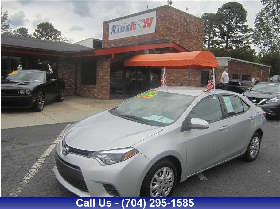 2016 Toyota Corolla from Ride Now Motors