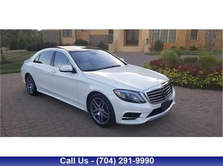 2016 Mercedes-Benz S-Class from Ride Now Motors