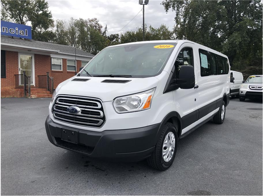 2016 Ford Transit 350 Wagon from Ride Now Motors