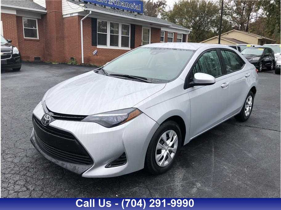 2017 Toyota Corolla from Ride Now Motors