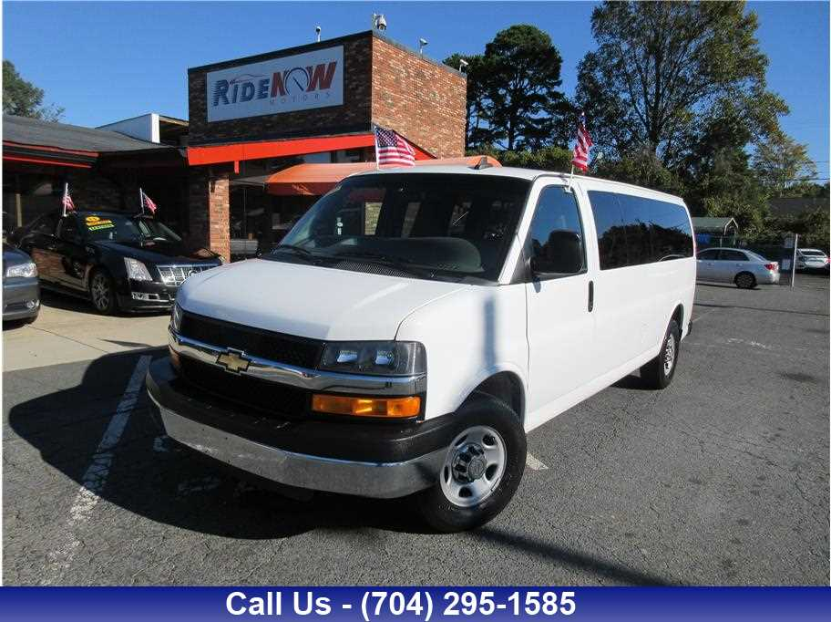 2016 Chevrolet Express 3500 Passenger from Ride Now Motors