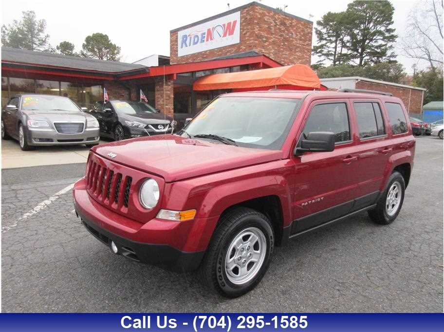 2016 Jeep Patriot from Ride Now Motors